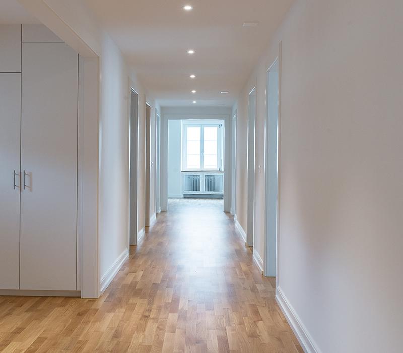 Talacker Umbau Wohnung Zürich